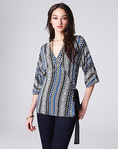 Kimono Wrap Top*