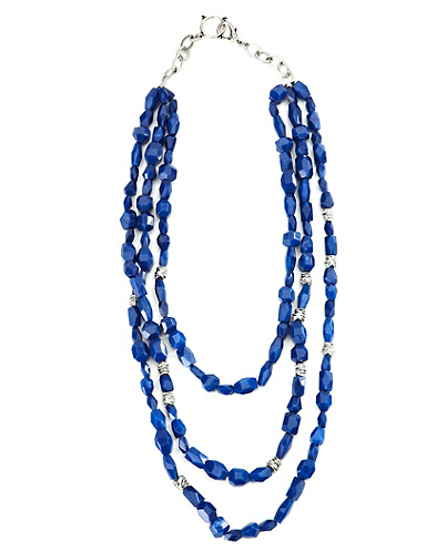 Lapis Multi-Layer Necklace