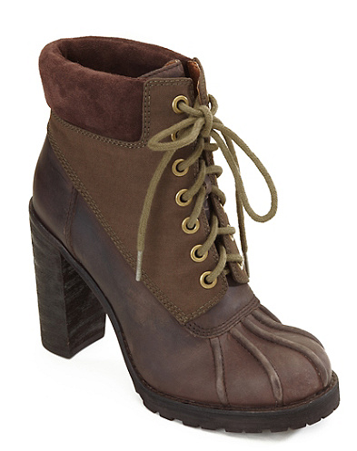 Laverne Utility Ankle Booties*