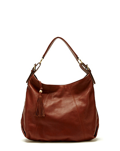 Left Coast Leather Hobo