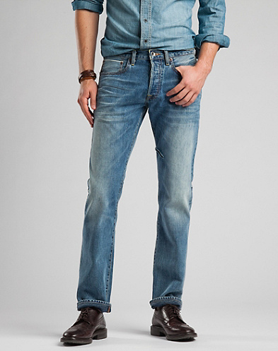 Legend 121 Heritage Slim Jeans*
