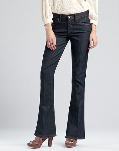 Legend High-Rise Flare Jeans*
