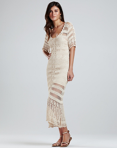 Legend Indio Crochet Dress*