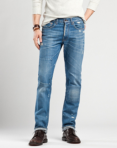 Legend Straight Jeans*