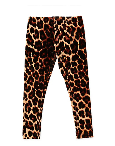 Leopard Gloria Leggings*