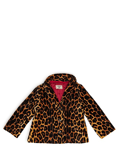 Leopard Jacket