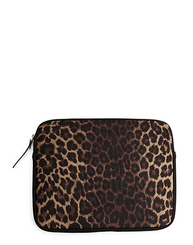 Leopard Tablet Sleeve*