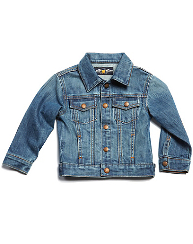 Lil Addy Denim Jacket