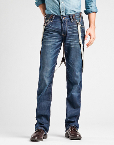 Logger Jean Jeans*