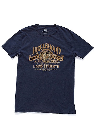Loggerhead Wiskey T-Shirt