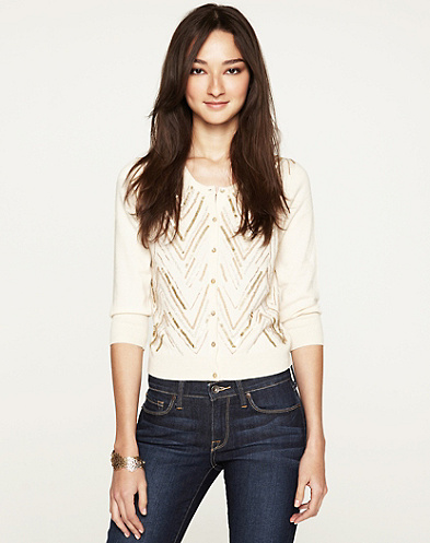 Lucy Embellished Cardigan*