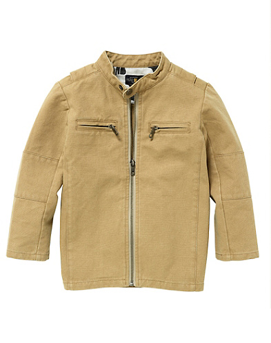 Manav Moto Jacket