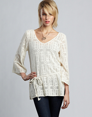 Marley Lace Top*