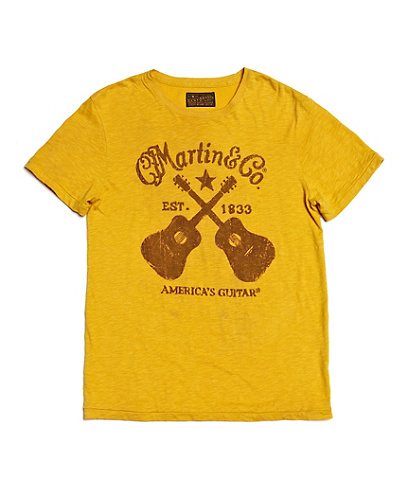 Martin Guitars T-Shirt