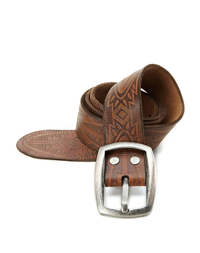 Mateo Novelty Embossed Belt*