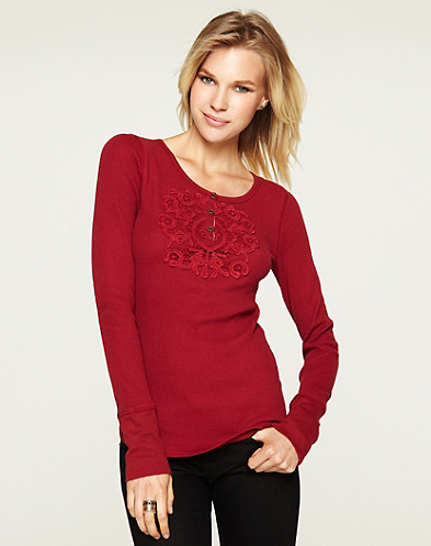 Medallian Applique Thermal*
