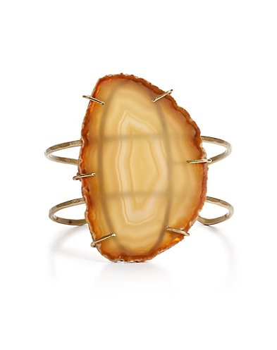 Melissa Joy Manning Agate Cuff