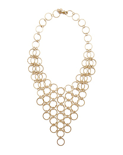 Melissa Joy Manning Bib Necklace