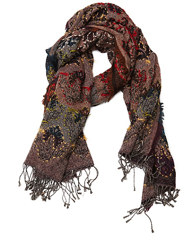 Millie Tapestry Multi Scarf