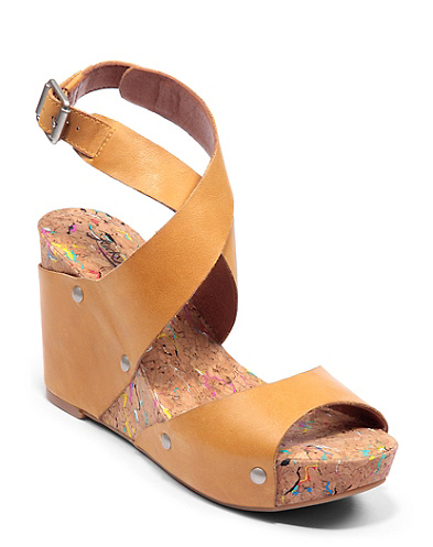 Moran Wedge Sandals