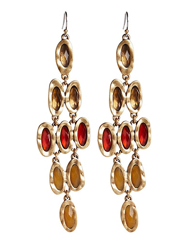 Multi Chandelier Earrings