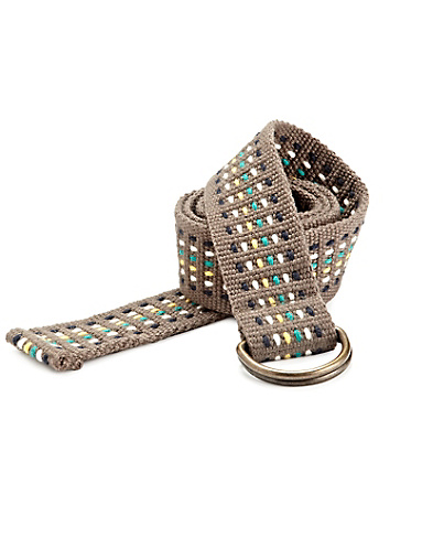 Multi Dot Webbing Belt