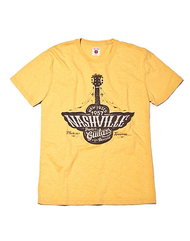 Nashville Guitars T-Shirt*