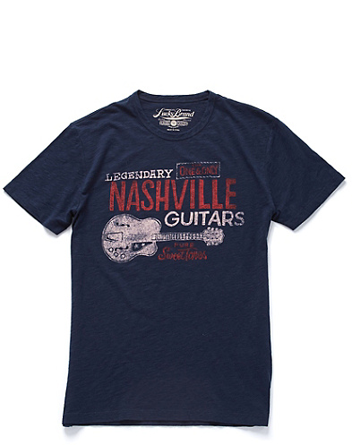Nashville Guitars T-Shirt