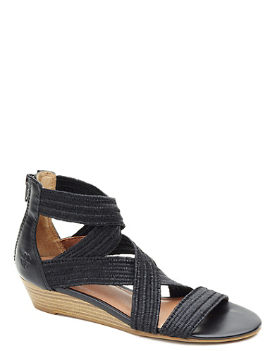 Netta Wedge Sandals*