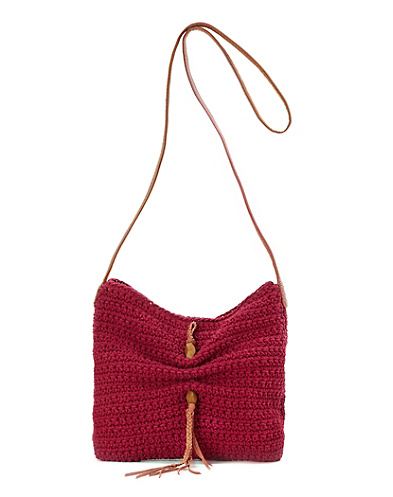 Ojai Crochet Crossbody*