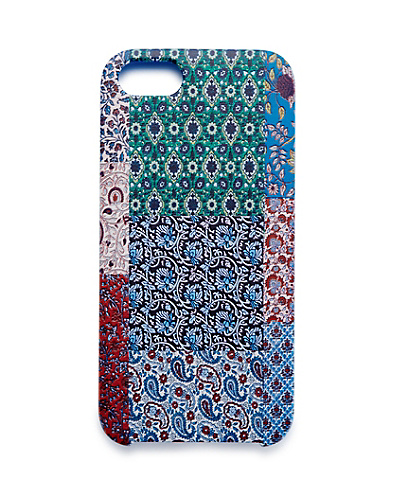 Patchwork Textured Hardcase