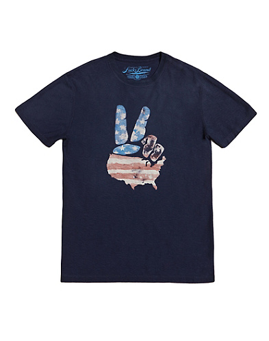 Peace Hand T-Shirt*