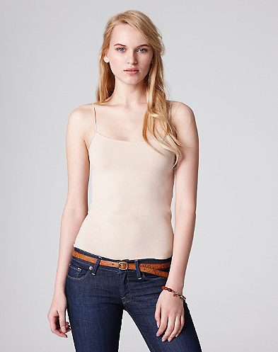 Picot Trim Camisole