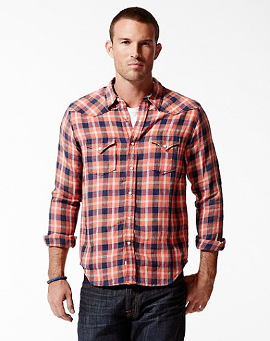 Pier Dive Linen Shirt