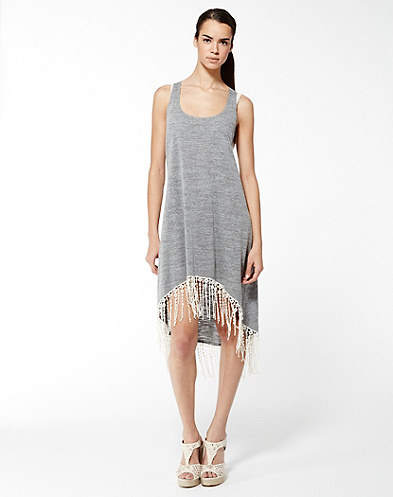 Pure Spirit Fringe Cover Up