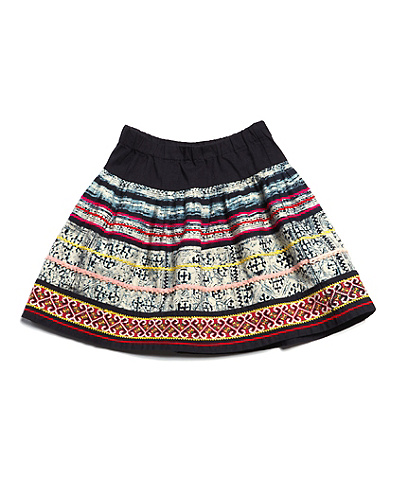 Raya Embellished Skirt*