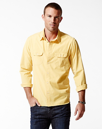 Redondo Two-Pocket Surf Shirt*
