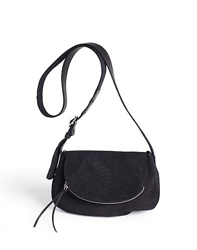Reptile Crossbody Bag
