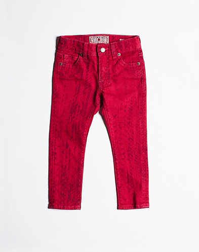 Reptile Print Charlie Skinny*