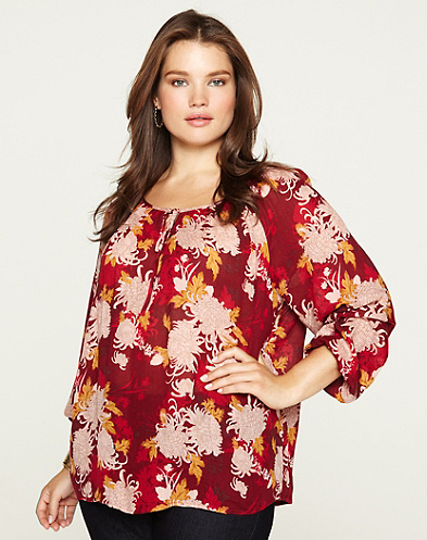 Rhiannon Printed Top