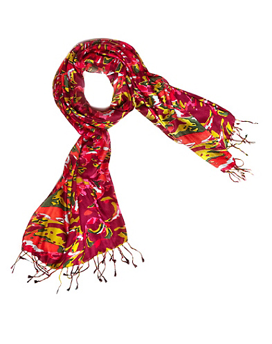 Rio Multi-Print Scarf*