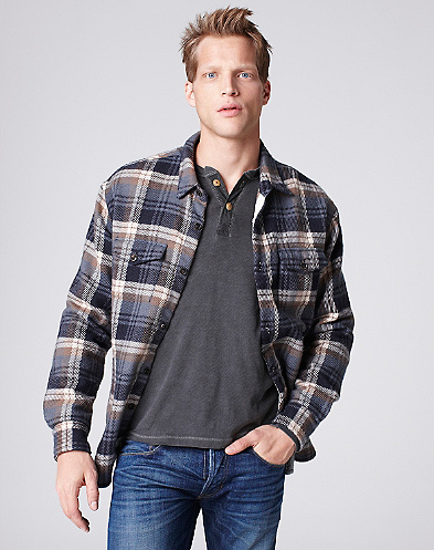 Riviera Club X Lucky Brand 154 Shirt Jacket*