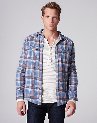 Riviera Club X Lucky Brand Gaviota Western Shirt*
