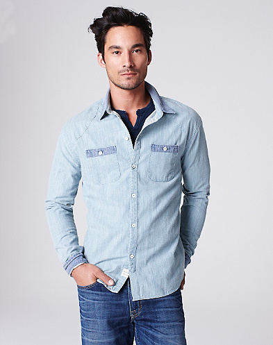Riviera Club X Lucky Brand Sandpiper Shirt*