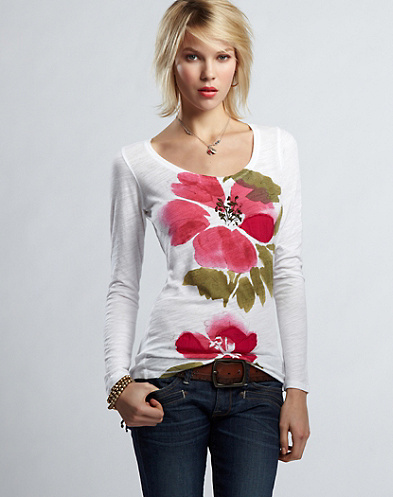 Roses T-Shirt*