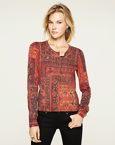 Rug Shop Cardigan*