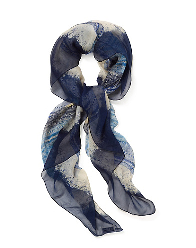 Sara Mayan Ombre Scarf