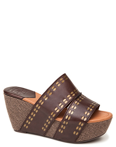 Sarabelle Slip-On Wedges