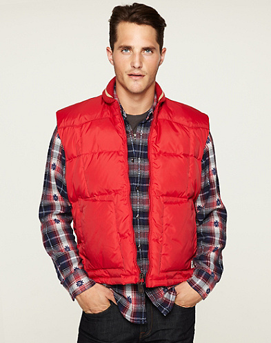 Schott Down Vest*