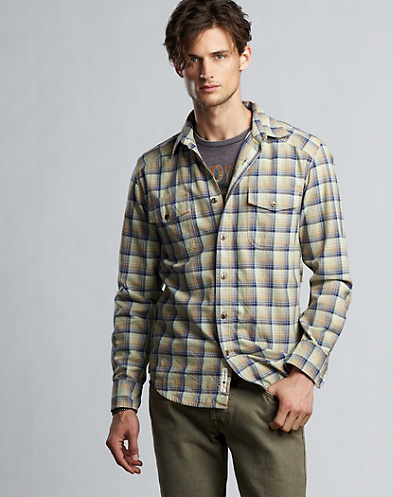 Scout Workwear Shirt*